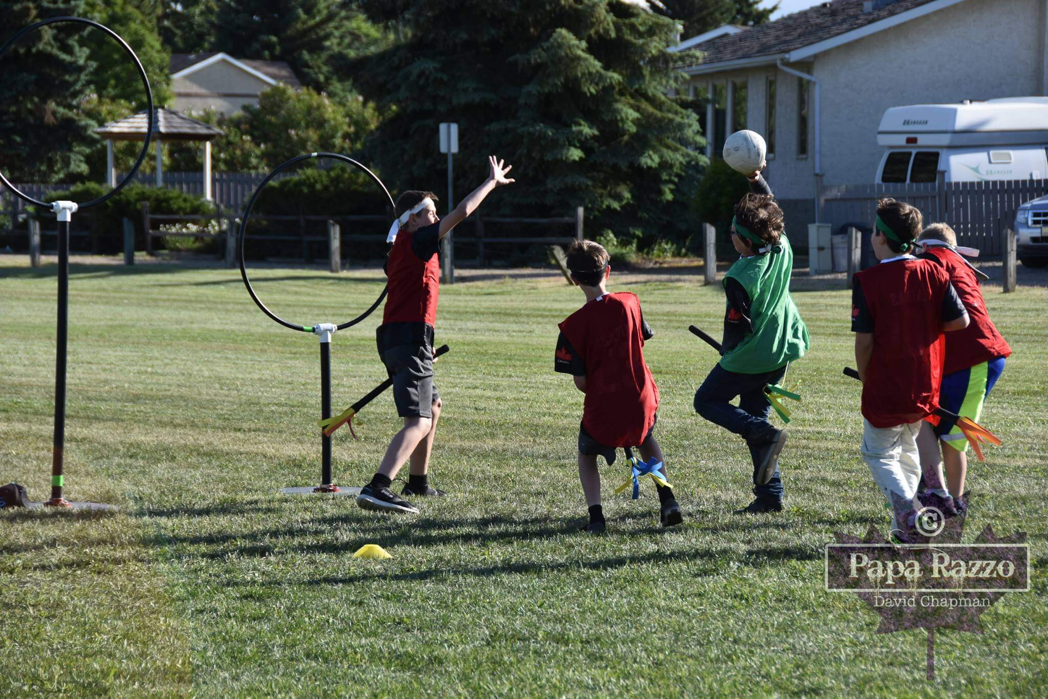 Youth Quidditch